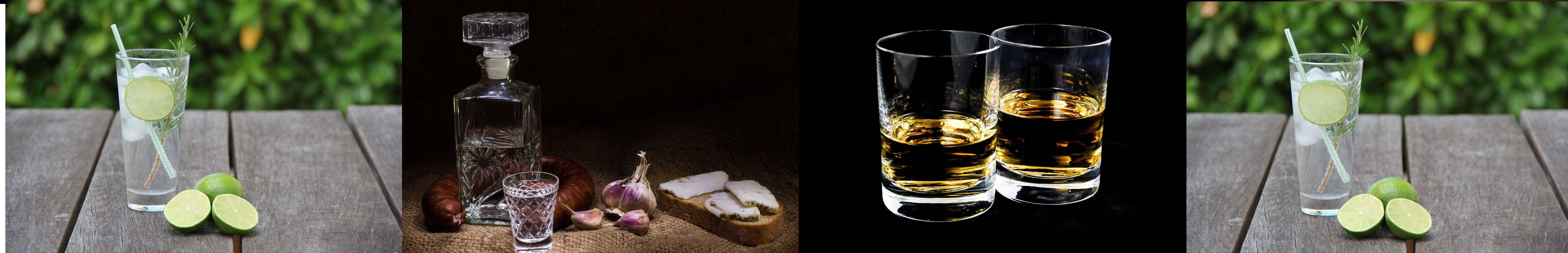 Väkevät alkoholijuomat